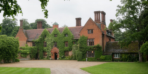 Woodhall Manor, Suffolk