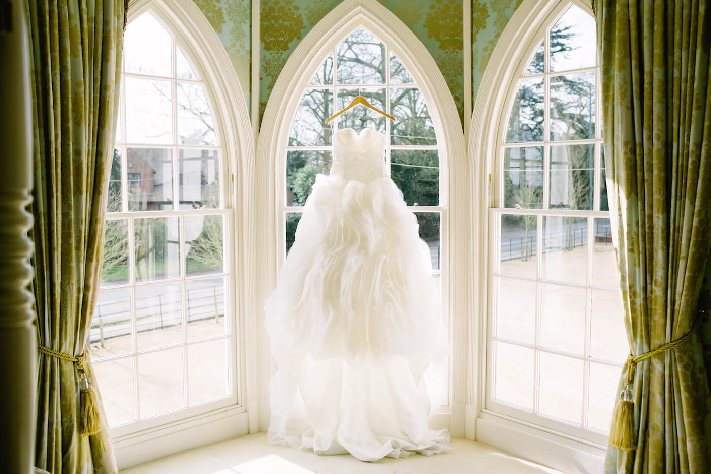what to do with your wedding dress after your wedding