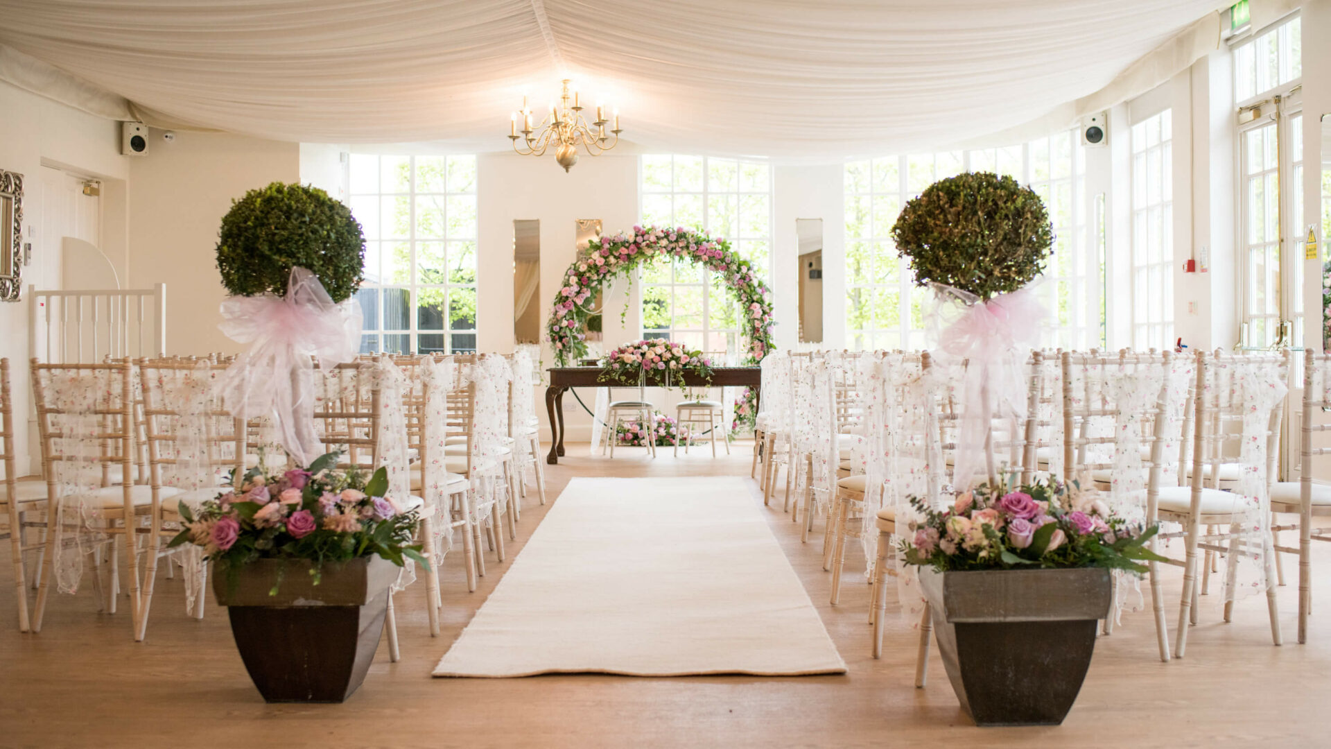 Spring Weddings in Warwickshire