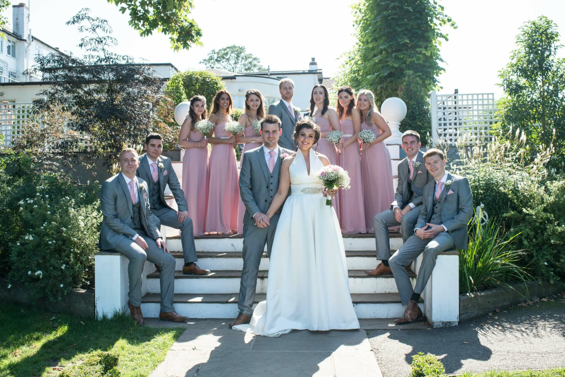 Summer Weddings at Warwick House
