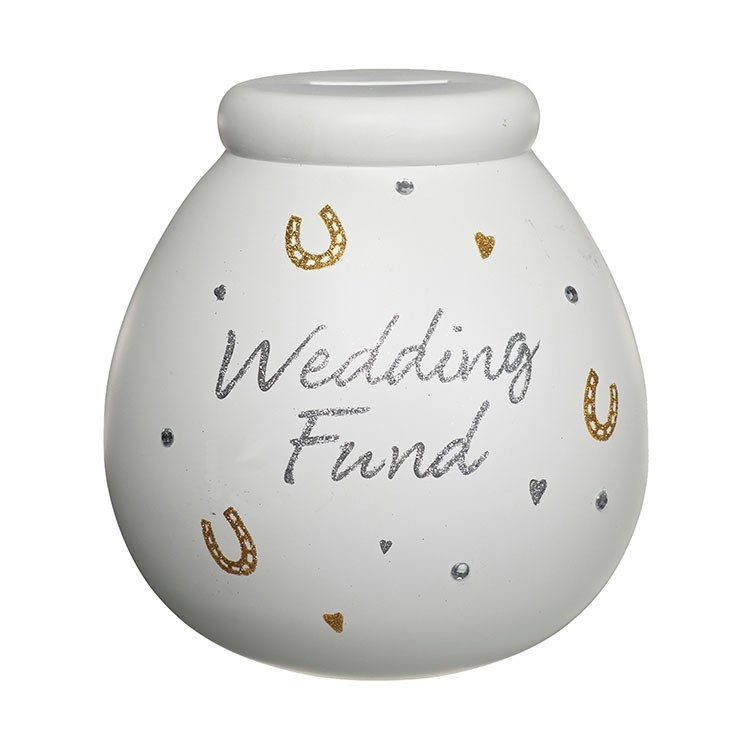 wedding fund pot