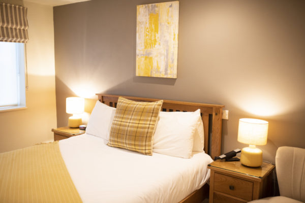 Luxury Guest Rooms at Warwick House