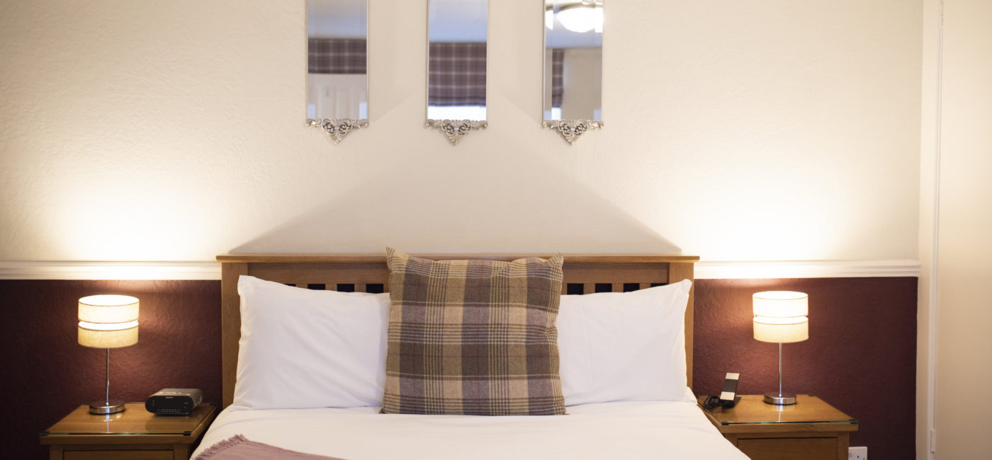 Elegant Guest Rooms at Warwick House